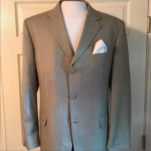 Jones New York Other - Jones New York Wool/Silk Suit 44R